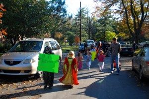 SFC Halloween Parade Photo