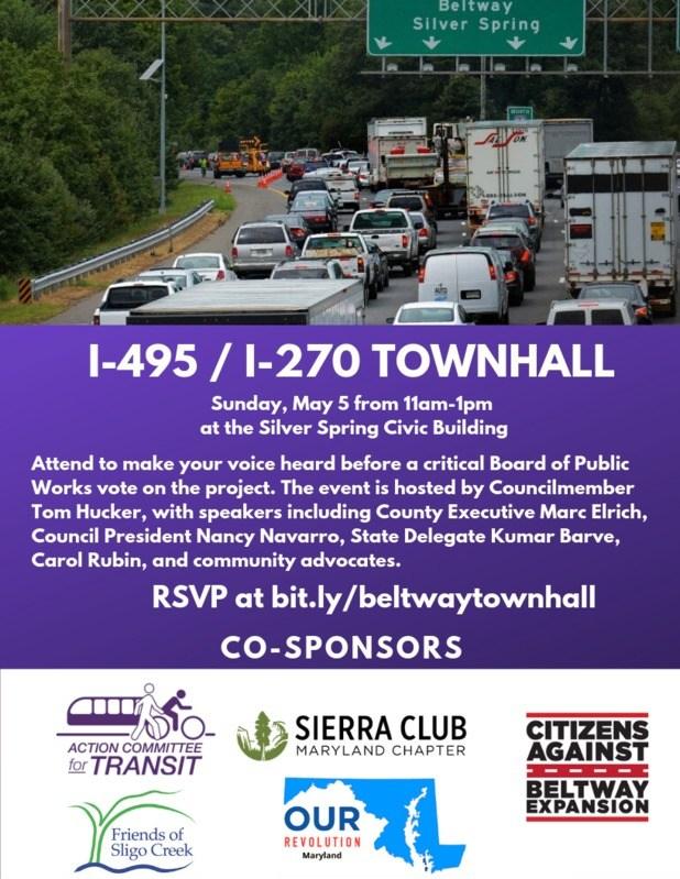 Beltway flyer 5-2-2019